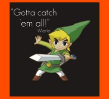 Gotta Catch 'Em All! Kids Tee