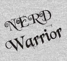 NERD WARRIOR Kids Tee