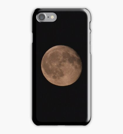 Strawberry moon iPhone Case/Skin
