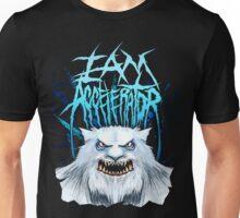 iamaccelerator - SNOW YETI  Unisex T-Shirt