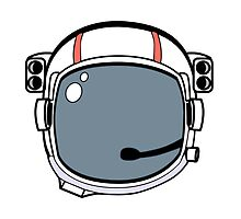 Astronaut Helmet by AmazingMart
