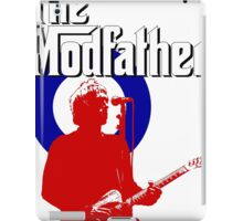 The Modfather iPad Case/Skin