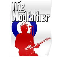 The Modfather Poster