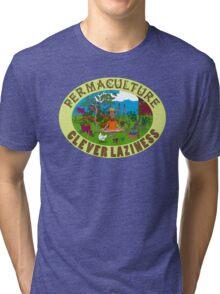 Clever Laziness Tri-blend T-Shirt