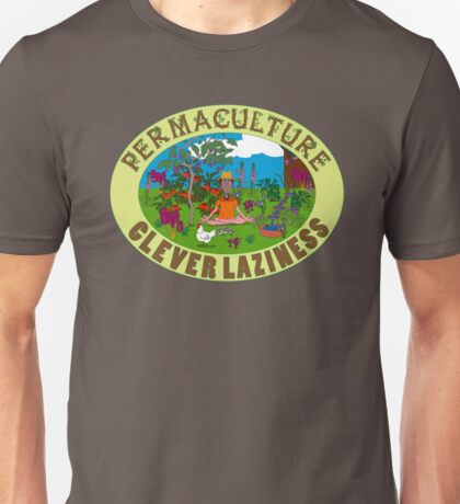 Clever Laziness Unisex T-Shirt
