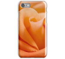 Curvy rose  iPhone Case/Skin