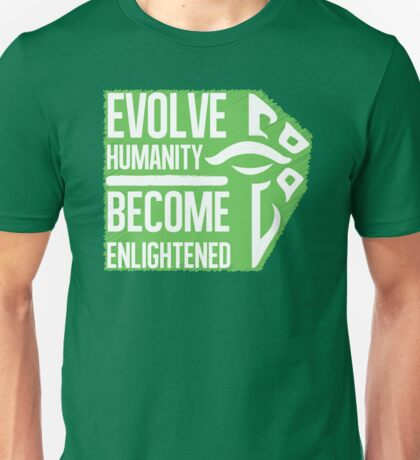 Become Enlightened  Unisex T-Shirt