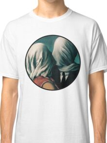 The Lovers Rene Magritte Classic T-Shirt