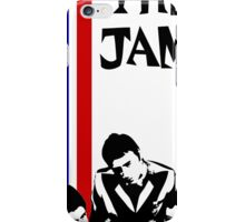 The Jam Double Arrow Tee iPhone Case/Skin
