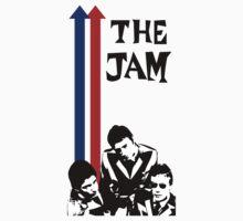The Jam Double Arrow Tee by stoopiditees