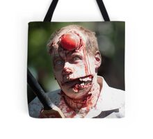 Cricket is not for Zombies Tote Bag