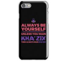 Kha'zix Main iPhone Case/Skin
