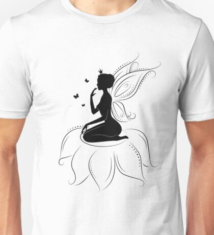Beauty fairy come from tales Unisex T-Shirt