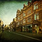 Hopmarket Hotel, Worcester by Lissywitch