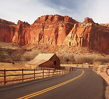 Capitol Reef National Park by carolynrauh