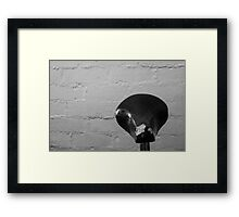 Spoke 10 Framed Print