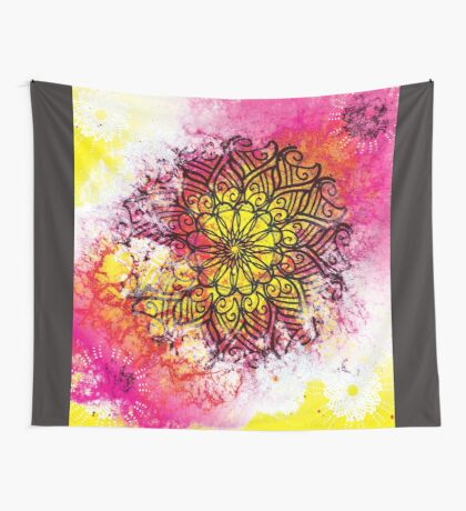 Wholeness  Wall Tapestry