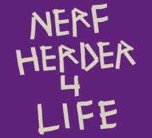 Nerf Herder 4 Life by inkredible
