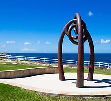 Coogee Bali Bombing Memorial by Kevin Hellon