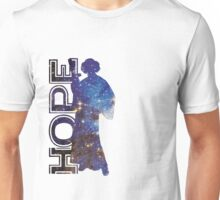 Hope and Princess Leia Unisex T-Shirt