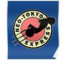 Neo-Tokyo Express Poster