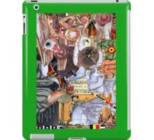 Modern Medical Chart 2a. iPad Case/Skin