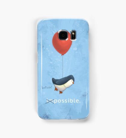 Penguin Possible Samsung Galaxy Case/Skin