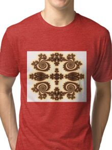 Mirrored Mandy Tri-blend T-Shirt
