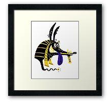 Anoobis Framed Print