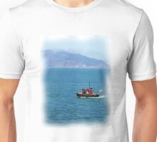 Tugboat in San Francisco Bay Unisex T-Shirt
