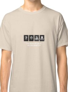 The year of linux on the desktop Classic T-Shirt