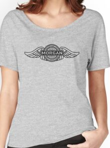 Morgan Sports Car Club GERMANY Women's Relaxed Fit T-Shirt