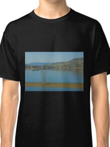 Trees in the lake Classic T-Shirt