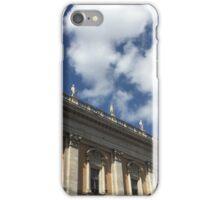 Capitoline Museum Facade iPhone Case/Skin
