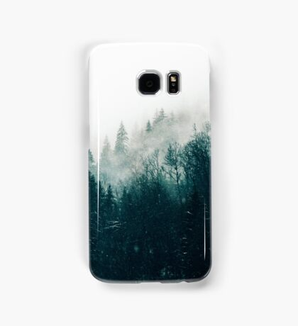 The Silent Forest #redbubble #lifestyle Samsung Galaxy Case/Skin