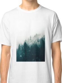 The Silent Forest #redbubble #lifestyle Classic T-Shirt