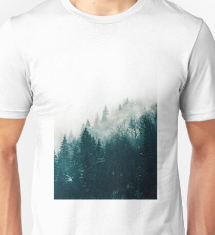 The Silent Forest #redbubble #lifestyle Unisex T-Shirt