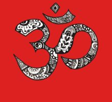 Om Sign One Piece - Long Sleeve