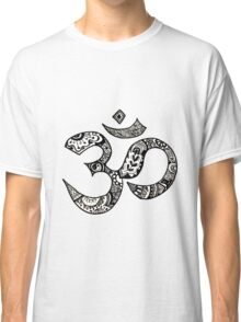 Om Sign Classic T-Shirt