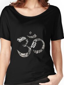 Om Sign Women's Relaxed Fit T-Shirt