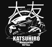 Akira Katsuhrio Cycles - Reversed by SenseiMonkeyboy