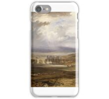 J Turner ,  Raby Castle iPhone Case/Skin