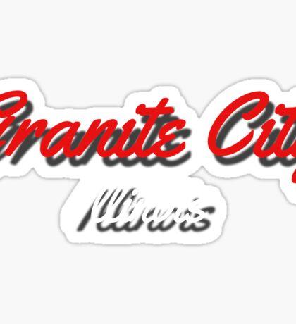 Granite City, IL | Geofilter Sticker