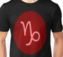 Capricorn Symbol Shirt T-Shirt Unisex T-Shirt