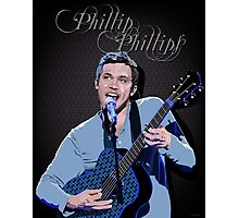 Phillip Phillips Portrait Photographic Print