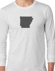 Arkansas Plain Long Sleeve T-Shirt