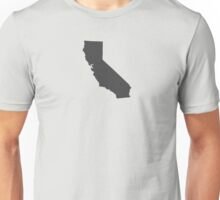 California Plain Unisex T-Shirt