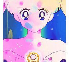 Sailor moon/ macross thing Photographic Print