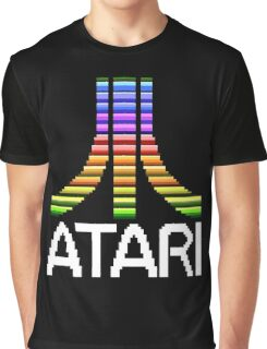 Atari Rules Graphic T-Shirt