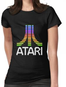 Atari Rules Womens Fitted T-Shirt